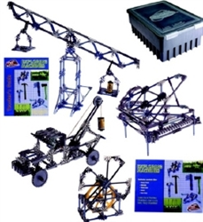 What Type Of Bridges Can You Build With K Nex